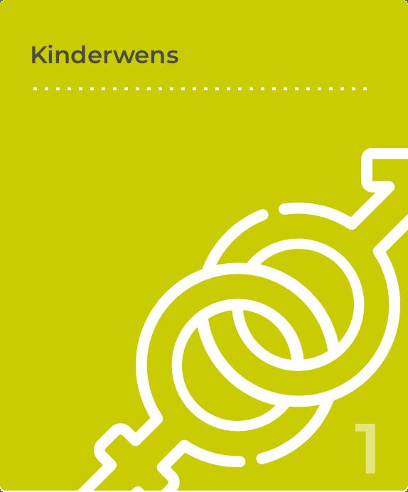1. Kinderwens